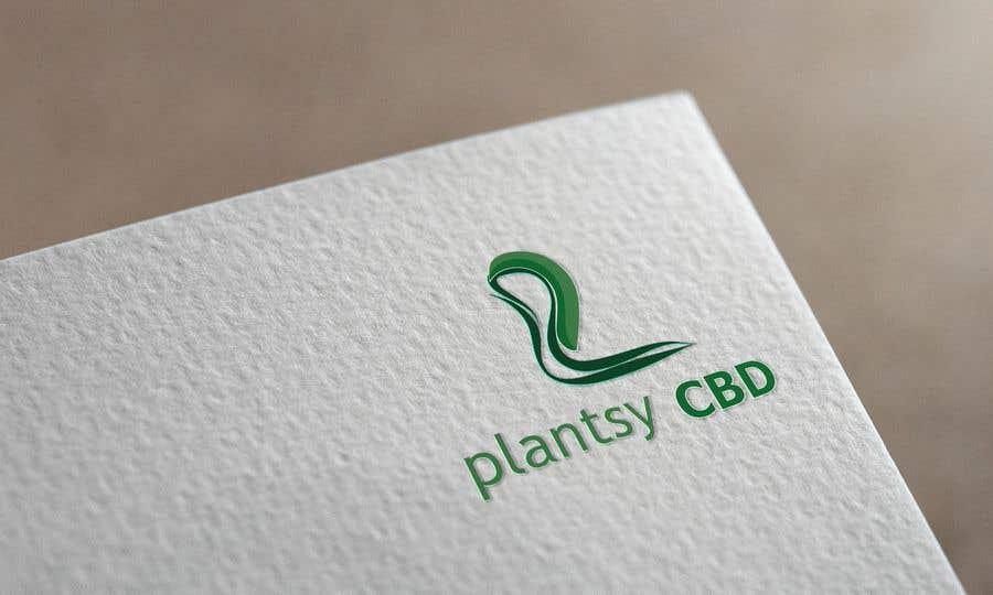 Penyertaan Peraduan #32 untuk PlantsyCBD  LOGO + Package Labeling
