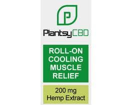 Nro 31 kilpailuun PlantsyCBD  LOGO + Package Labeling käyttäjältä Indirra