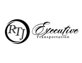 "#30 for I need a logo for my limo company. We use SUVs (Yukon XLs and Suburbans) Our company name is ""RTJ Executive Transportation"" We are a black tie car service. by EDNabil"