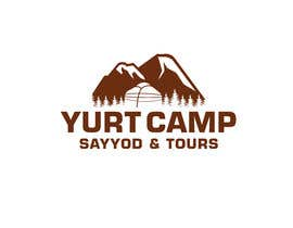 #36 cho Logo and email signature for mountain Yurt Camp bởi yasmin71design
