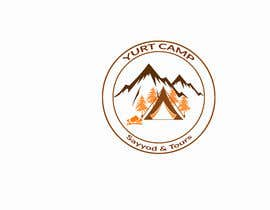 #86 cho Logo and email signature for mountain Yurt Camp bởi trilokesh008