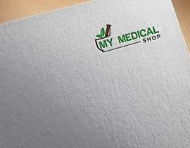 #63 pentru Create a Logo for E-commerce website - My Medical Shop de către smsadik19911