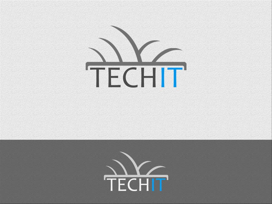 Konkurrenceindlæg #                                        153                                      for                                         Logo Design for a TECH IT Company