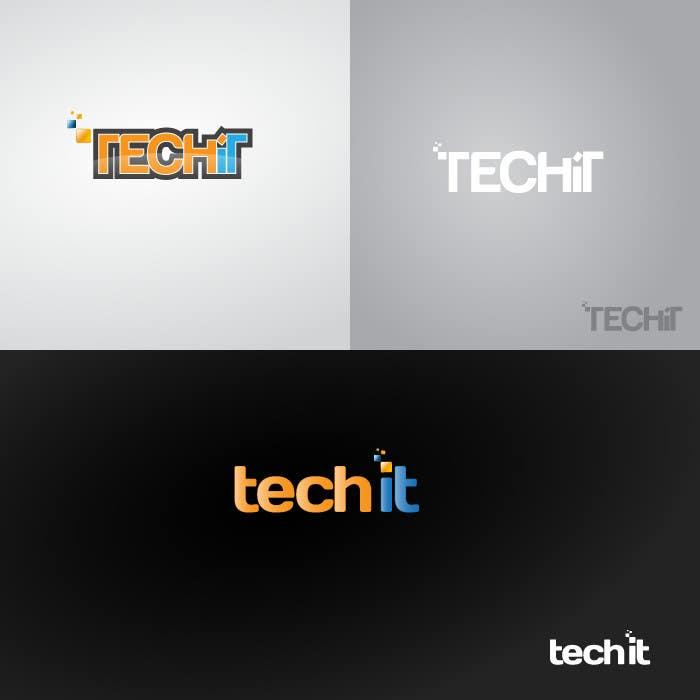 Konkurrenceindlæg #                                        56                                      for                                         Logo Design for a TECH IT Company