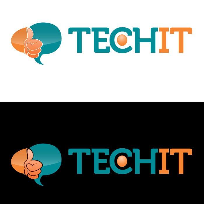 Konkurrenceindlæg #                                        59                                      for                                         Logo Design for a TECH IT Company