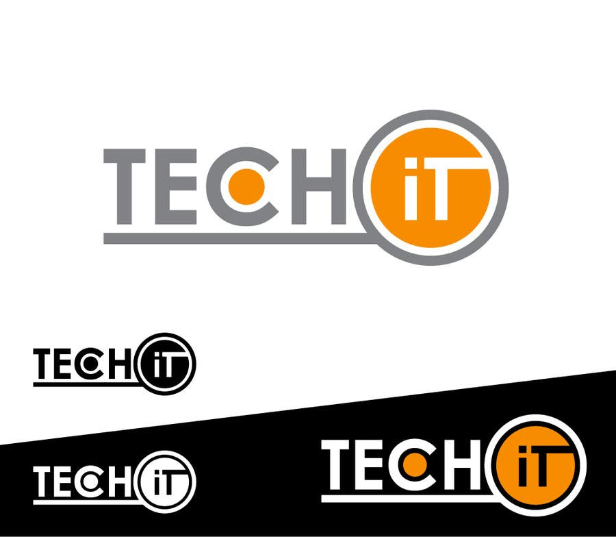 Konkurrenceindlæg #                                        71                                      for                                         Logo Design for a TECH IT Company