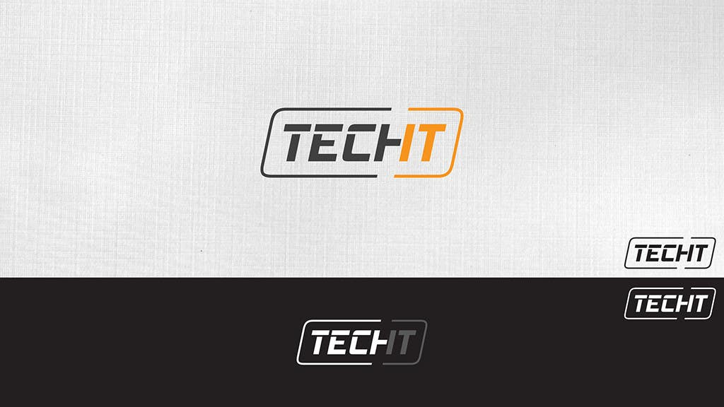 Konkurrenceindlæg #                                        14                                      for                                         Logo Design for a TECH IT Company