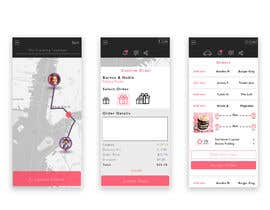 #10 for design a UI for a new mobile app by JuliaKampf