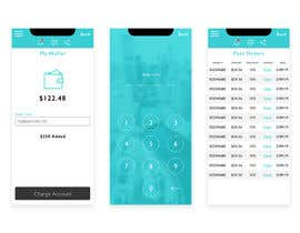 #41 for design a UI for a new mobile app by JuliaKampf