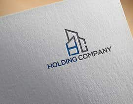 #187 for Logo for Holding company in Real Estate sector by JIzone
