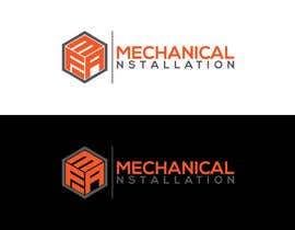 "#77 I need a logo design for ""MFA"" with underneath the logo ""Mechanical Installation "" részére sayedbh51 által"