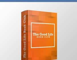 """Nro 6 kilpailuun create product mock ups """"ecover"""" of the box for my book club käyttäjältä BobNolan99"""