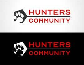 #45 for simple logo for  hunters community by ArtRaccoon
