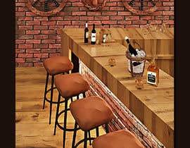 #64 for Stylised bar design af vungurean