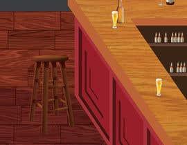 #38 untuk Stylised bar design oleh MohoshinUddin