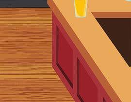 #21 untuk Stylised bar design oleh elvarettangelina