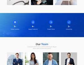 #3 pentru Website for Consulting company de către mdbelal44241