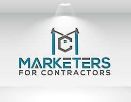 #223 for creative construction logo by designguruuk