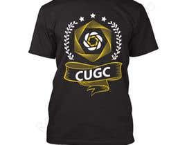 Nro 39 kilpailuun Create a new  design for CUGC tshirt käyttäjältä hazratalimondal