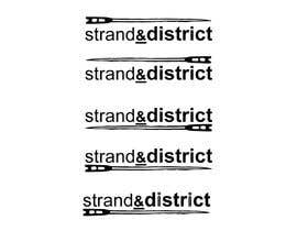 #1 for Strand and district logo by eifadislam