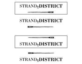 #15 for Strand and district logo by eifadislam