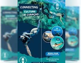 #21 для Bi-fold Flyer for tourist sea activities от creativesjnctn