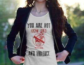 #108 for Anti Violence T-shirt design af abdullahbijoy52