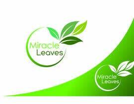 #27 para Design a Logo for Miracle Leaves webshop por stojicicsrdjan