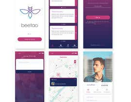 #9 for UI/UX for a dating app by JuliaKampf