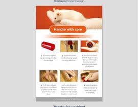 #16 para Infographic / poster for animal welfare project por Nirob95
