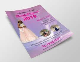 #25 for Pageant Flyer- Need ASAP af MOMODart