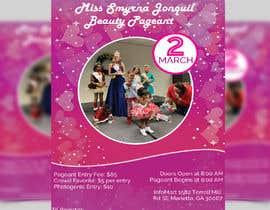 #27 for Pageant Flyer- Need ASAP af MOMODart