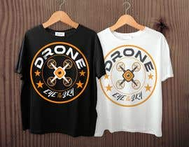 #138 for Drone Inspired Shirt Designs by aliabdelhasi