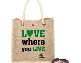Nro 25 kilpailuun Two Hemp Shopping Bag Designs käyttäjältä Amitav2