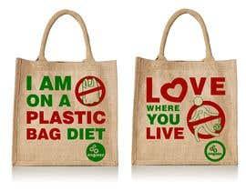 Nro 45 kilpailuun Two Hemp Shopping Bag Designs käyttäjältä imperartor