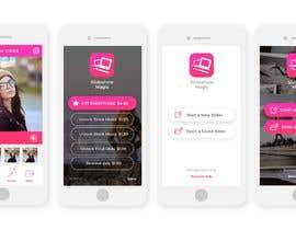 Nro 24 kilpailuun Redisign icon and a couple of screens for an app käyttäjältä Hexedesign