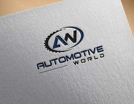 #40 for Logo for Automotive world website - 17/02/2019 12:49 EST by NeriDesign