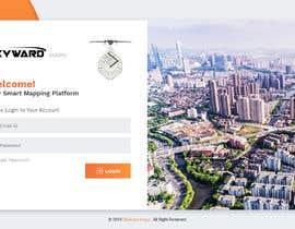 Nro 21 kilpailuun Website Login Page Design käyttäjältä saidesigner87