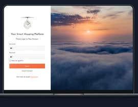 Nro 75 kilpailuun Website Login Page Design käyttäjältä veletechnosoft