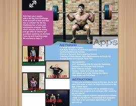 #30 for Fitness Flyer by ritugd88