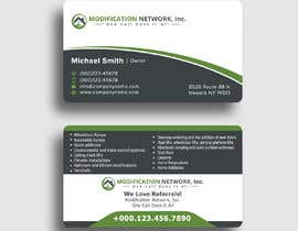 #129 for Business card for a handicap home modification construction company af iqbalsujan500