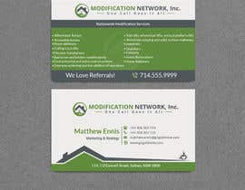#111 for Business card for a handicap home modification construction company af sulaimanislamkha