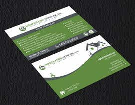 #103 for Business card for a handicap home modification construction company af JPDesign24