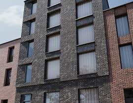 nº 54 pour Photorealistic Brick Facade Challenge par Nica3D