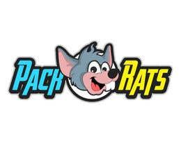 #114 for Logo for company called Pack Rats af GoldenAnimations