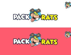 #50 for Logo for company called Pack Rats af amitdharankar