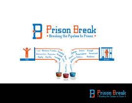 nº 8 pour Prison Break Logo par saifsg420