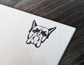 #111 pentru I need a logo/drawing of a boxer dog, mainly to print on clothing and merchandise. See description in post. de către AbirFreelanc