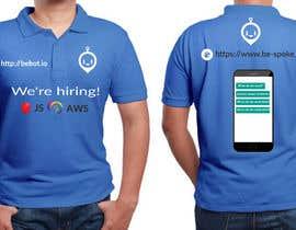 #10 pentru Design T-shirts for Engineering Team de către trilokesh008