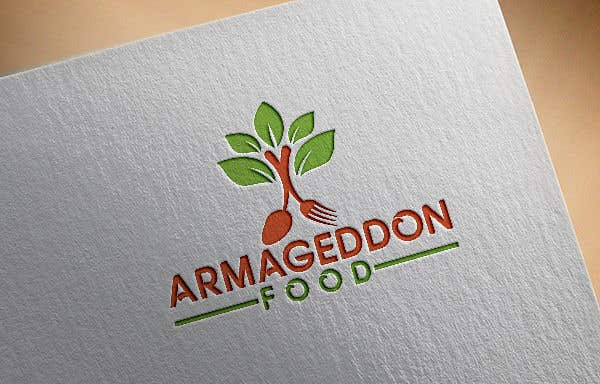 Contest Entry #72 for ARMAGEDDON Logo / Signage design contest